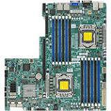 Supermicro MBD-X9DBU-3F-O Server Motherboard - Intel C606 Chipset - Socket B2 LGA-1356 - Retail