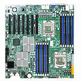Supermicro MBD-X8DTH-IF-O Server Motherboard - Intel 5520 Chipset - Socket B LGA-1366 - Retail