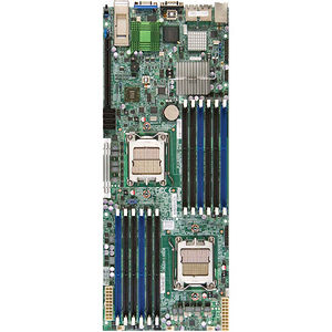 Supermicro MBD-H8DCT-F-B Server Motherboard - AMD SR5670 Chipset - Socket C32 LGA-1207 - Bulk