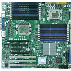 Supermicro MBD-X8DTN+-LR-O Server Motherboard - Intel 5520 Chipset - Socket B LGA-1366 - Retail