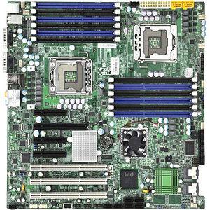Supermicro MBD-X8DA6-O Workstation Motherboard - Intel 5520 Chipset - Socket B LGA-1366 - Retail