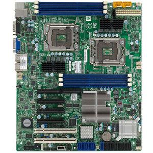 Supermicro MBD-X8DTL-6F-B Server Motherboard - Intel 5500 Chipset - Socket B LGA-1366 - Bulk