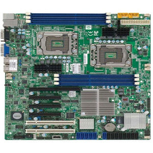Super micro Intel 5500 Server X8DTL-6F LGA 1366 DDR3 Motherboard
