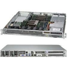 Supermicro SYS-1028R-WMR 1U Rackmount Barebone - Intel C612 Chipset - Socket LGA 2011-v3 - 2 x CPU