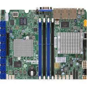 Supermicro MBD-A1SA7-2750F-O Server Motherboard - Intel Atom C2750 - BGA 1283