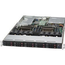 Supermicro SYS-1028UX-CR-LL1 1U Rack-mountable Server - 2 x Intel Xeon E5-2643 v3 6 Core 3.40 GHz