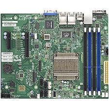 Supermicro MBD-A1SRM-2758F-B Server Motherboard - Intel Chipset Socket BGA-1283