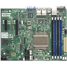 Supermicro MBD-A1SRM-2758F-O Desktop Motherboard - Intel Atom C2758 (8 Core) - Retail