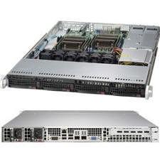 Supermicro SYS-6018R-TDTPR 1U Barebone - Intel C612 Express Chipset - Socket LGA 2011-v3 - 2 x CPU
