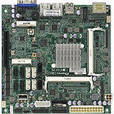 Supermicro MBD-X10SBA-O Server Motherboard - Socket BGA-1170 - Intel Celeron Dual-core - Retail