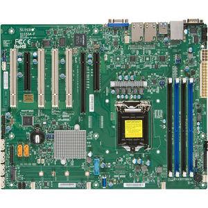 Supermicro MBD-X11SSA-F-O Desktop Motherboard - Intel C236 - LGA 1151 - Retail