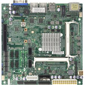 Supermicro MBD-X10SBA-L-O Server Motherboard - Socket BGA-1170 - Celeron J1900 Dual-core - Retail