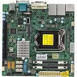 Supermicro MBD-X11SSV-Q-O Desktop Motherboard - Intel Q170 Chipset - Socket H4 LGA-1151 - Retail