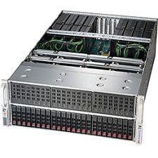 Supermicro SYS-4028GR-TR 4U Rackmount Barebone - Intel C612 - 2X Socket LGA 2011-v3 - 8X GPU