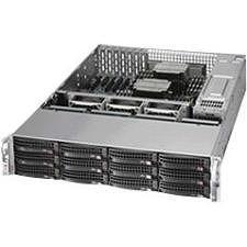 Supermicro SSG-6027R-E1R12N Barebone System - 2U - Intel C602 Chipset - Socket R LGA-2011 - 2 x CPU