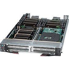 Supermicro SBI-7127RG Barebone System Blade - Intel C602J Chipset - Socket R LGA-2011 - 2 x CPU