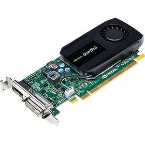 PNY VCQK420-2GB-PB Quadro K420 Graphic Card - 2 GB DDR3 SDRAM - Low-profile - Single Slot