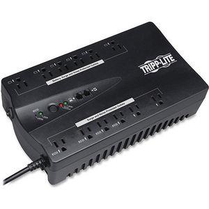 Tripp Lite ECO750UPS UPS 750VA 450W Eco Green Battery Back Up Compact 120V USB RJ11
