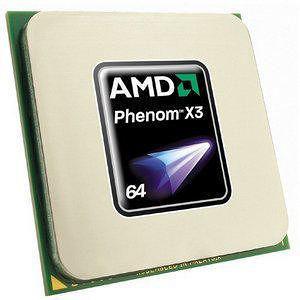 AMD HDX710WFK3DGI Phenom II X3 Tri-core 710 2.6GHz Processor