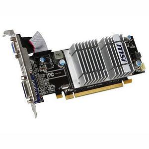 MSI R5450-MD1GD3H/LP Radeon 5450 Graphic Card - 1 GB DDR3 SDRAM
