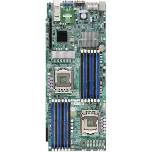 Supermicro MBD-X8DTT-HF+-B X8DTT-HF+ Server Motherboard - Intel Chipset - Socket B LGA-1366