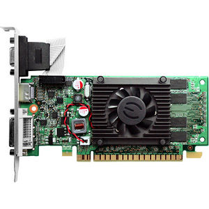 EVGA 512-P3-1310-LR GeForce 210 Graphic Card - 520 MHz Core - 512 MB DDR3 SDRAM - PCIE 2.0 x16