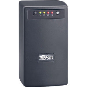 Tripp Lite SMART550USBTAA UPS Smart 550VA 300W Battery Back Up Tower AVR 120V USB RJ11 TAA GSA