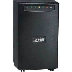 Tripp Lite SMART1500XLTAA UPS Smart 1500VA 980W Tower AVR 120V XL USB DB9 for Servers TAA