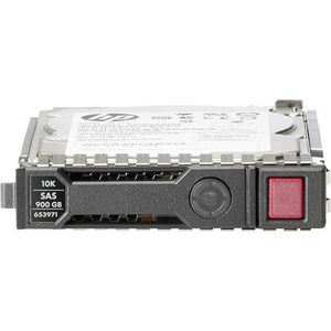 "HP 652605-B21 146 GB 2.5"" Internal Hard Drive - SAS"