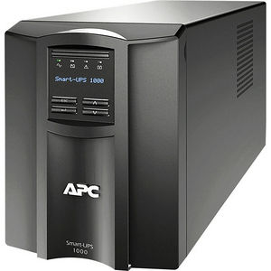 APC SMT1000I Smart-UPS 1000 VA 670W Tower UPS