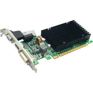 EVGA 512-P3-1301-KR GeForce 8400 GS Graphic Card - 520 MHz Core - 512 MB DDR3 SDRAM - PCIE 2.0 x16