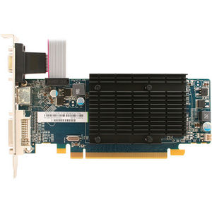 Sapphire 100292DDR3L Radeon HD 5450 Graphic Card - 650 MHz Core - 1 GB DDR3 SDRAM - PCI-E 2.0 x16
