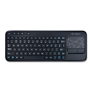 Logitech 920-003070 K400 Wireless Keyboard w/Touchpad