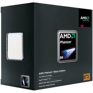 AMD HDZ550WFGIBOX Phenom II X2 Dual-core 550 3.1GHz Processor
