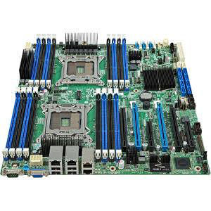 Intel DBS2600COE S2600COE Server Motherboard - Chipset - Socket R LGA-2011