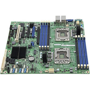 Intel DBS2400SC2 S2400SC2 Server Motherboard - Chipset - Socket B2 LGA-1356