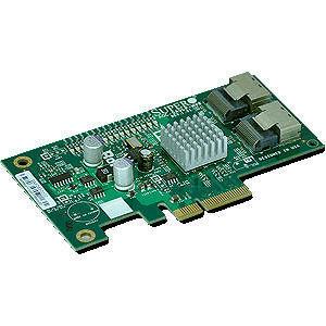 Supermicro AOC-SASLP-MV8 8-Ports SAS RAID Controller