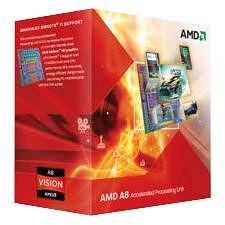 AMD AD560KWOA44HJ A8-5600K Quad-core (4 Core) 3.60 GHz Processor - Socket FM2 OEM Pack