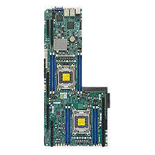 Supermicro MBD-X9DRG-HTF-B Server Motherboard - Intel C602 Chipset - Socket R LGA-2011 - Bulk
