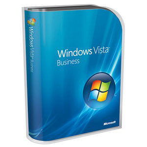 Microsoft 66J-05518 Windows Vista Business with Service Pack 1 - 32-bit - License and Media - OEM