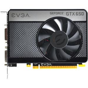 EVGA 01G-P4-2650-KR GeForce GTX 650 Graphic Card - 1.06 GHz Core - 1 GB GDDR5