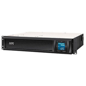APC SMC1000-2U Smart-UPS C 1000VA 600W 2U LCD 120V UPS