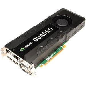 PNY VCQK5000-PB Quadro K5000 Graphic Card - 4 GB DDR5 SDRAM