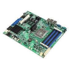 Intel DBS1400FP2 S1400FP2 Server Motherboard - Chipset - Socket B2 LGA-1356 - Retail Pack