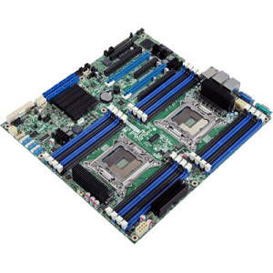 Intel BBS2600CO4 S2600CO4 Server Motherboard - Chipset - Socket R LGA-2011 - 10 x OEM Pack