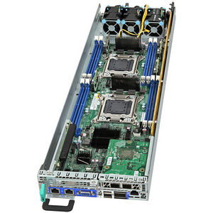 Intel BBS2600JF S2600JF Server Motherboard - Chipset - Socket R LGA-2011 - 10 x OEM Pack