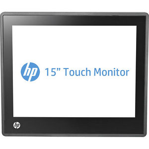 "HP A1X78AA#ABA L6015tm 15"" LCD Touchscreen Monitor - 4:3 - 25 ms"