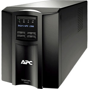APC SMT1500X448 Smart-UPS 1500VA 1000W LCD 120V UPS with AP9631 Installed