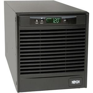 Tripp Lite SU1500XLCD UPS Smart Online 1500VA 1350W Tower 100V-120V LCD USB DB9 SNMP RT