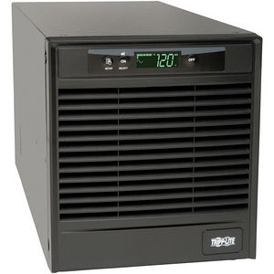 Tripp Lite SU2200XLCD UPS Smart Online 2200VA 1800W Tower 120V LCD USB DB9 Extended Run